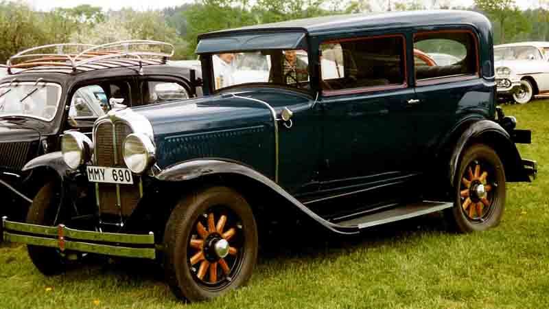 Pontiac Big Six Википедия