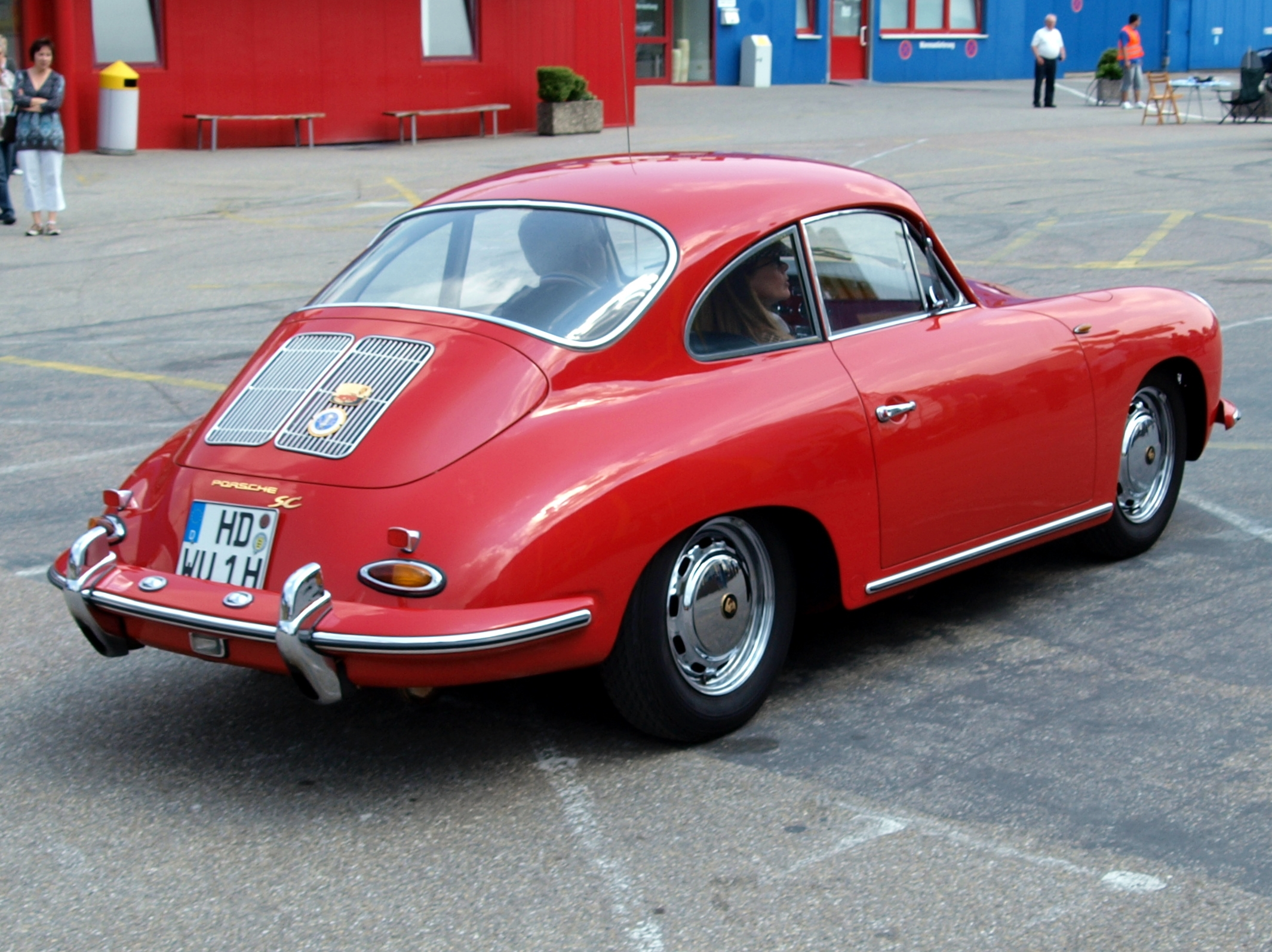 File Porsche 356 Coupe 1964 P3 Jpg Wikimedia Commons