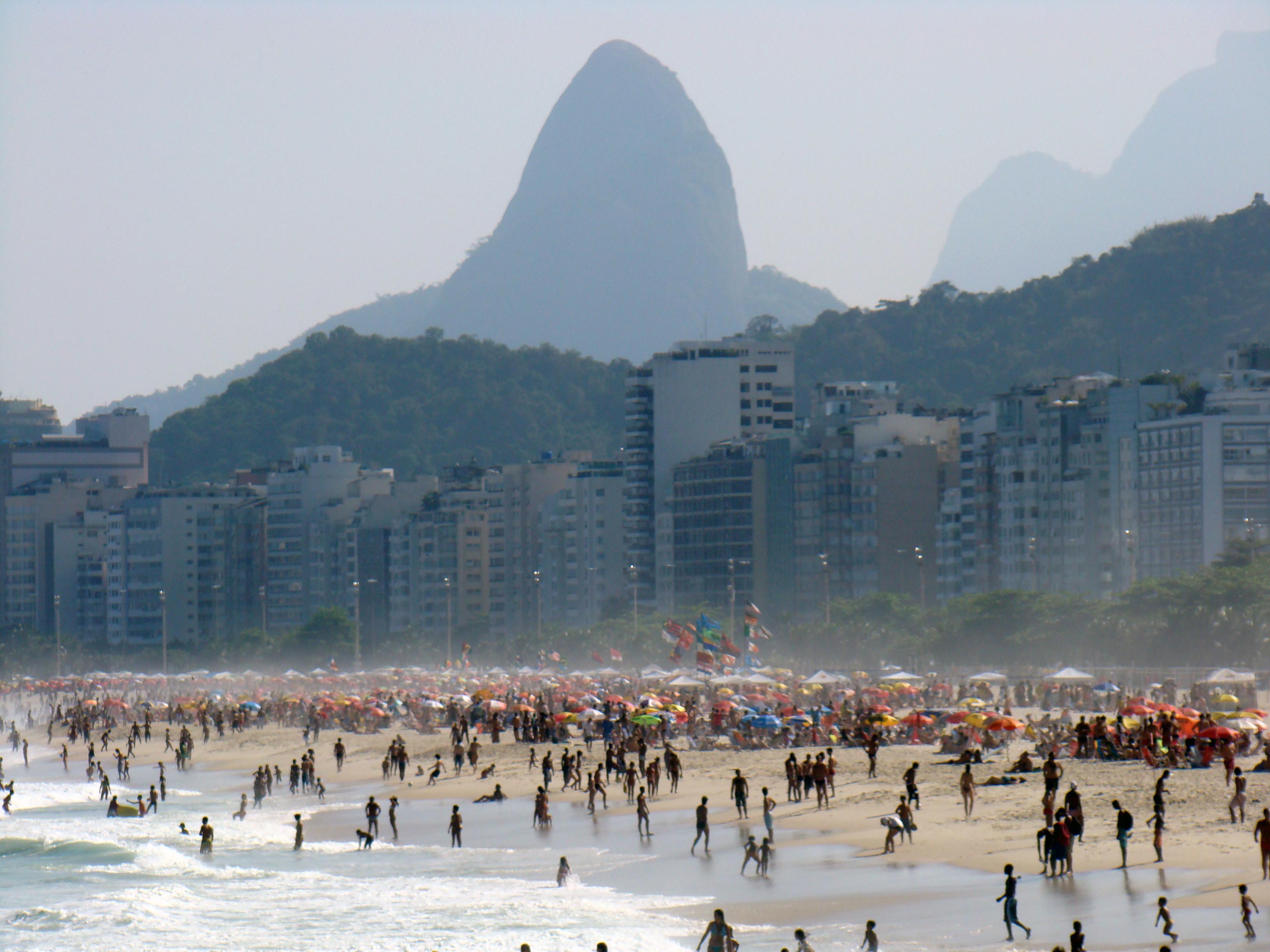 Singles in Rio de Janeiro