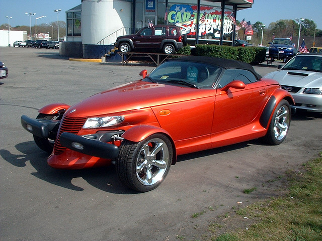 Plymouth Prowler Wikipedia