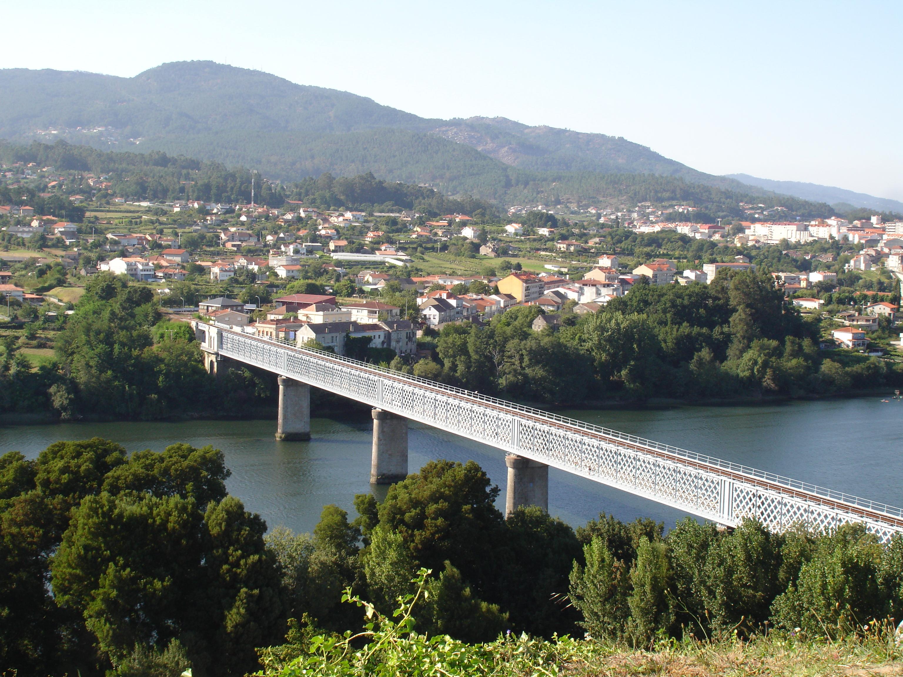 Puente Internacional de Tuy - Wikipedia, la enciclopedia libre