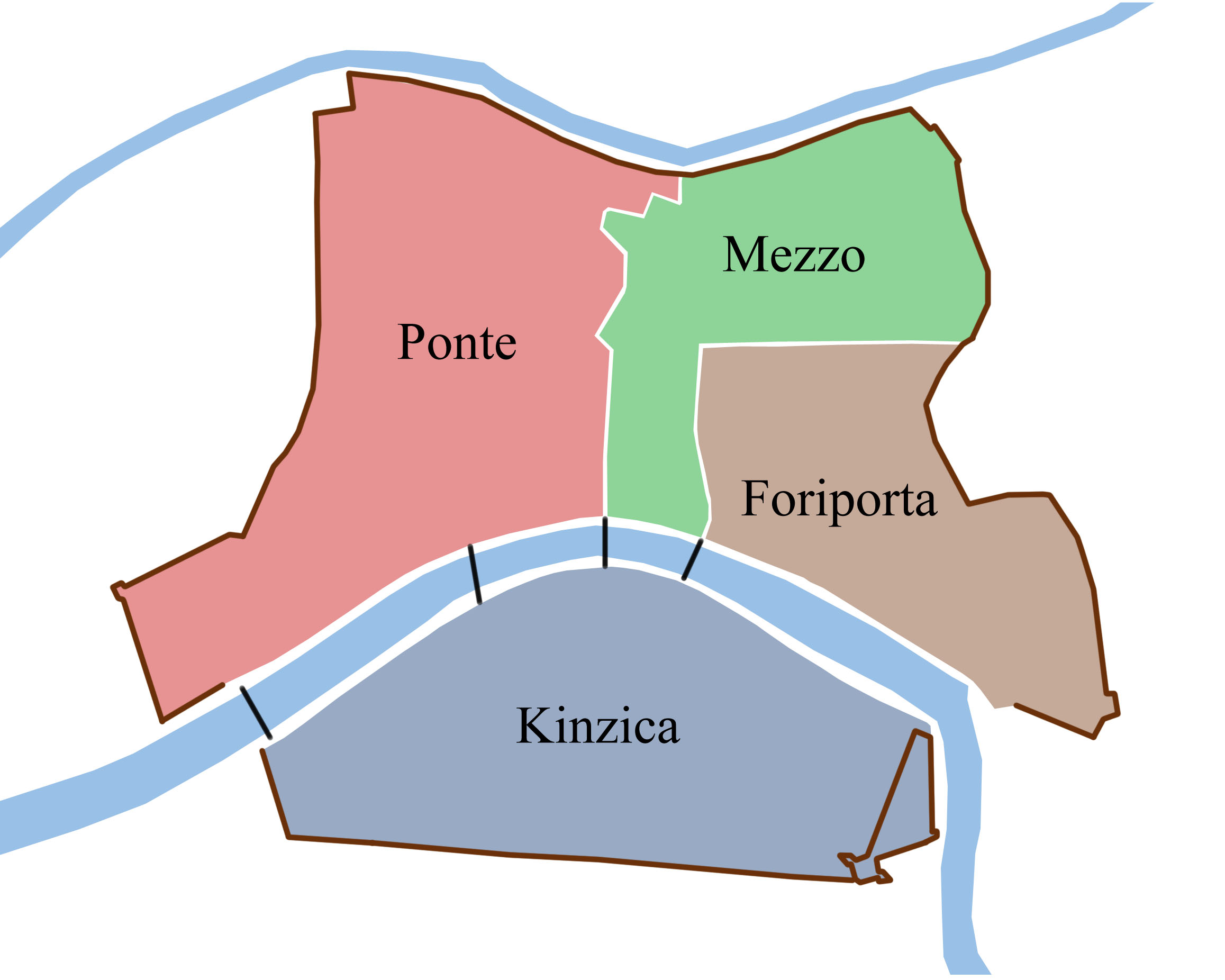 I quartieri storici della Repubblica di Pisa c23948a3877