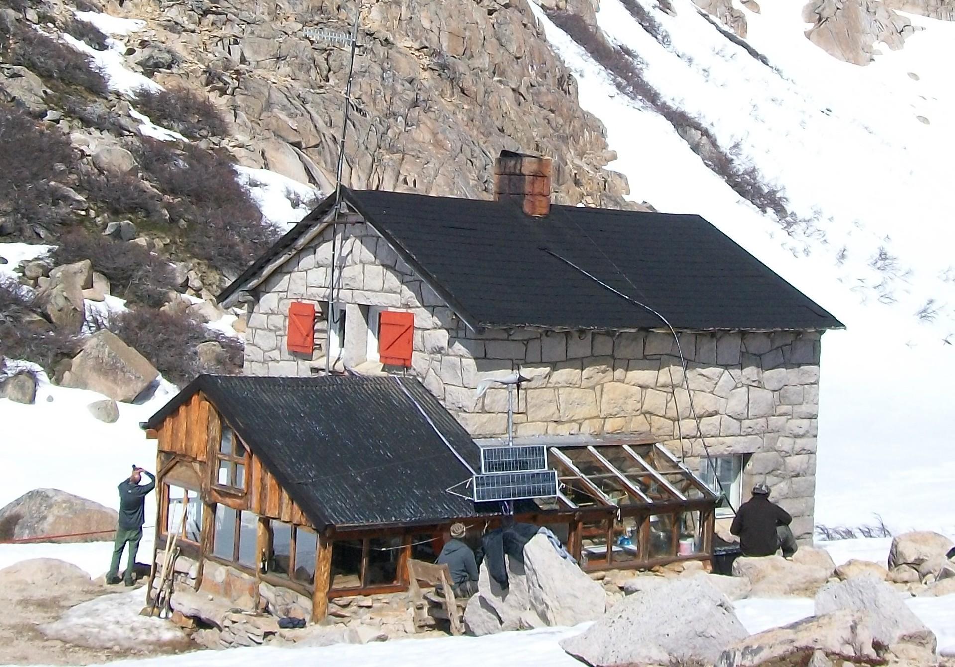San Carlos de Bariloche Argentina  City new picture : Refugio de montaña Frey, San Carlos de Bariloche Argentina ...