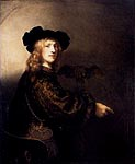 Rembrandt Portrait of a Man with a Hawk.jpg
