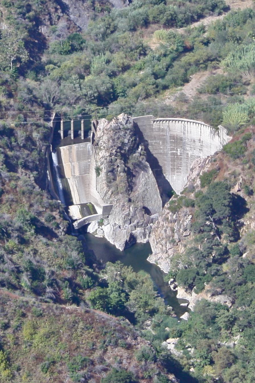 Rindge Dam Wikipedia