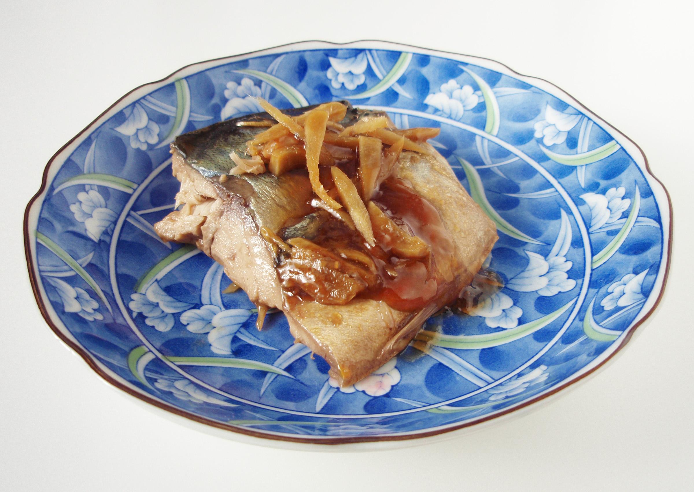 Saba no nitsuke 20101113