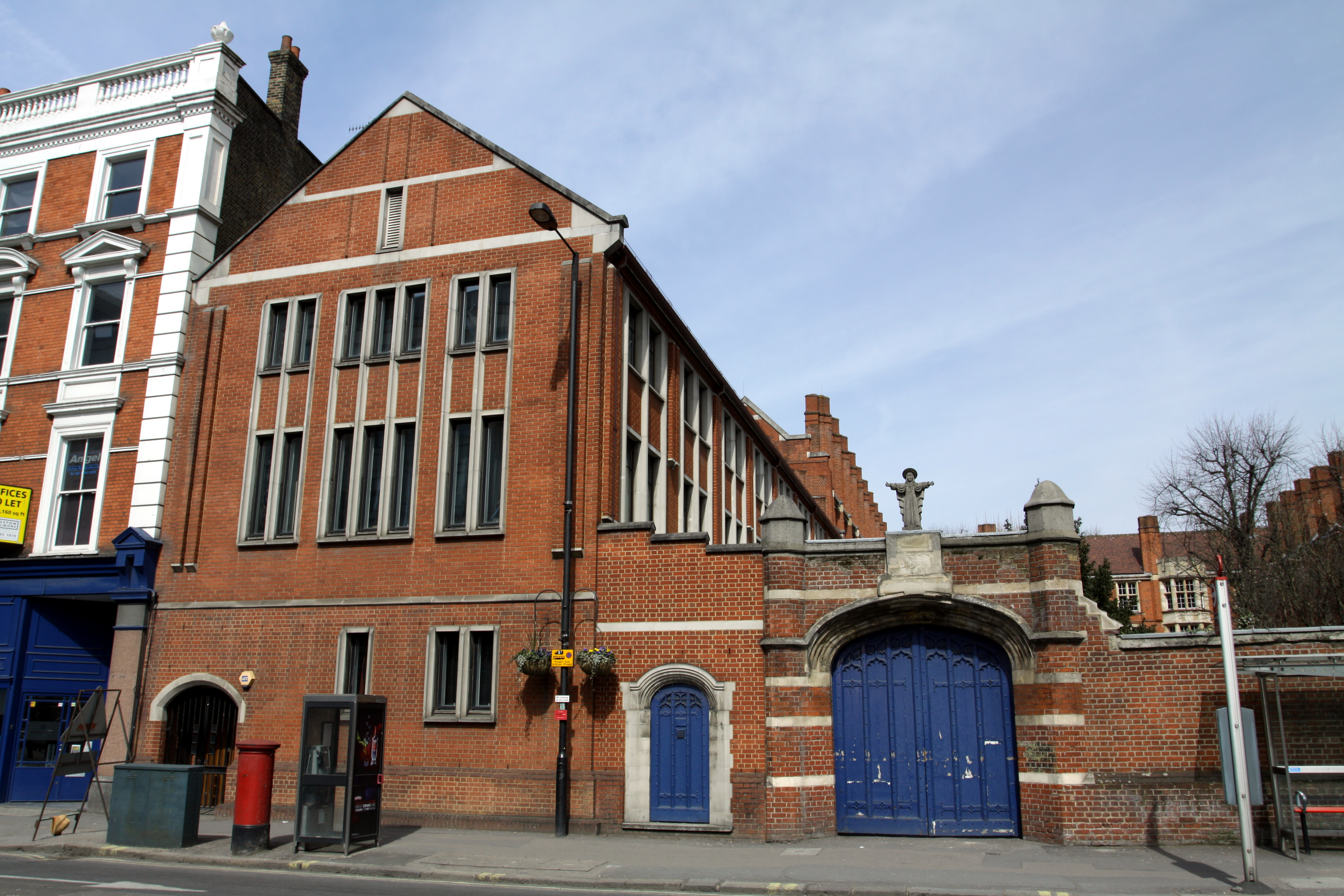 File Sacred Heart High School In Hammersmith London In