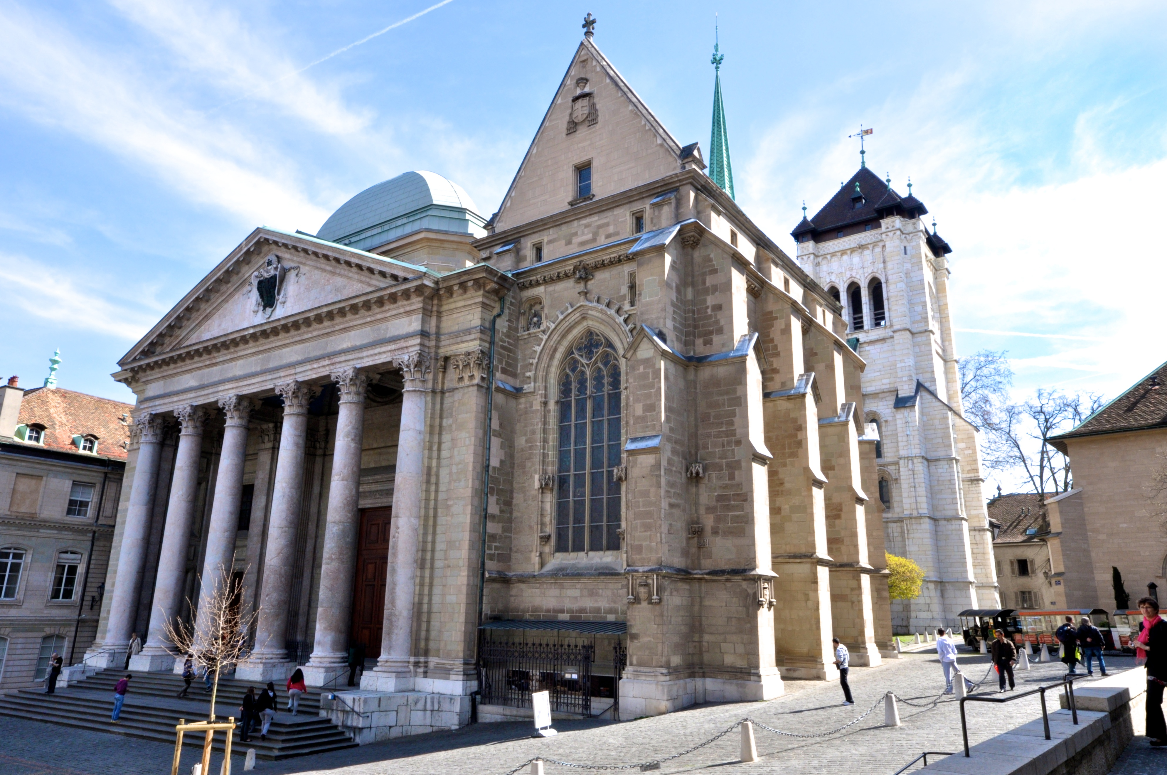 Image result for St. Peter's Cathedral Geneva