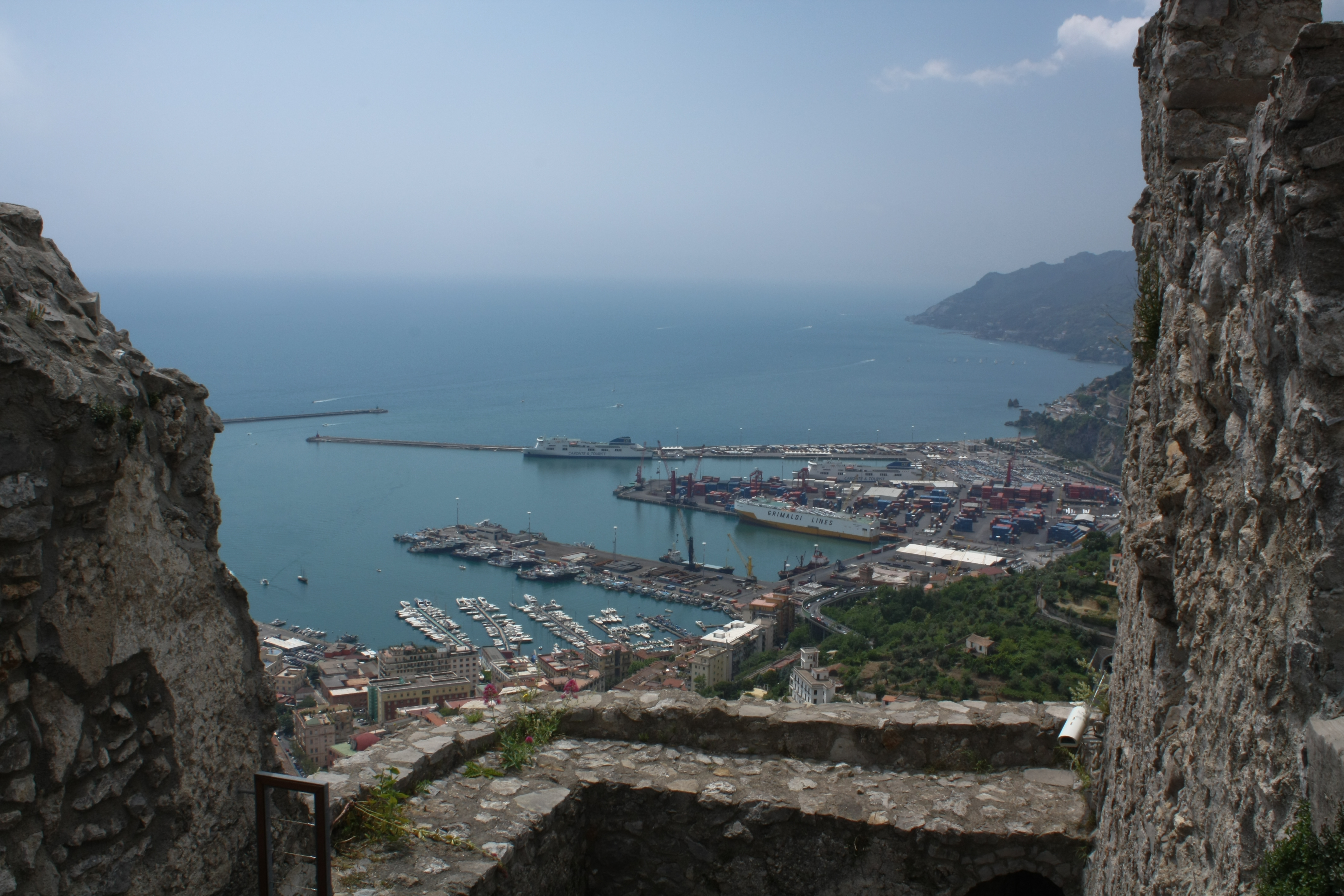 Salerno Italy  City new picture : Description Salerno, Italy May 2010 17