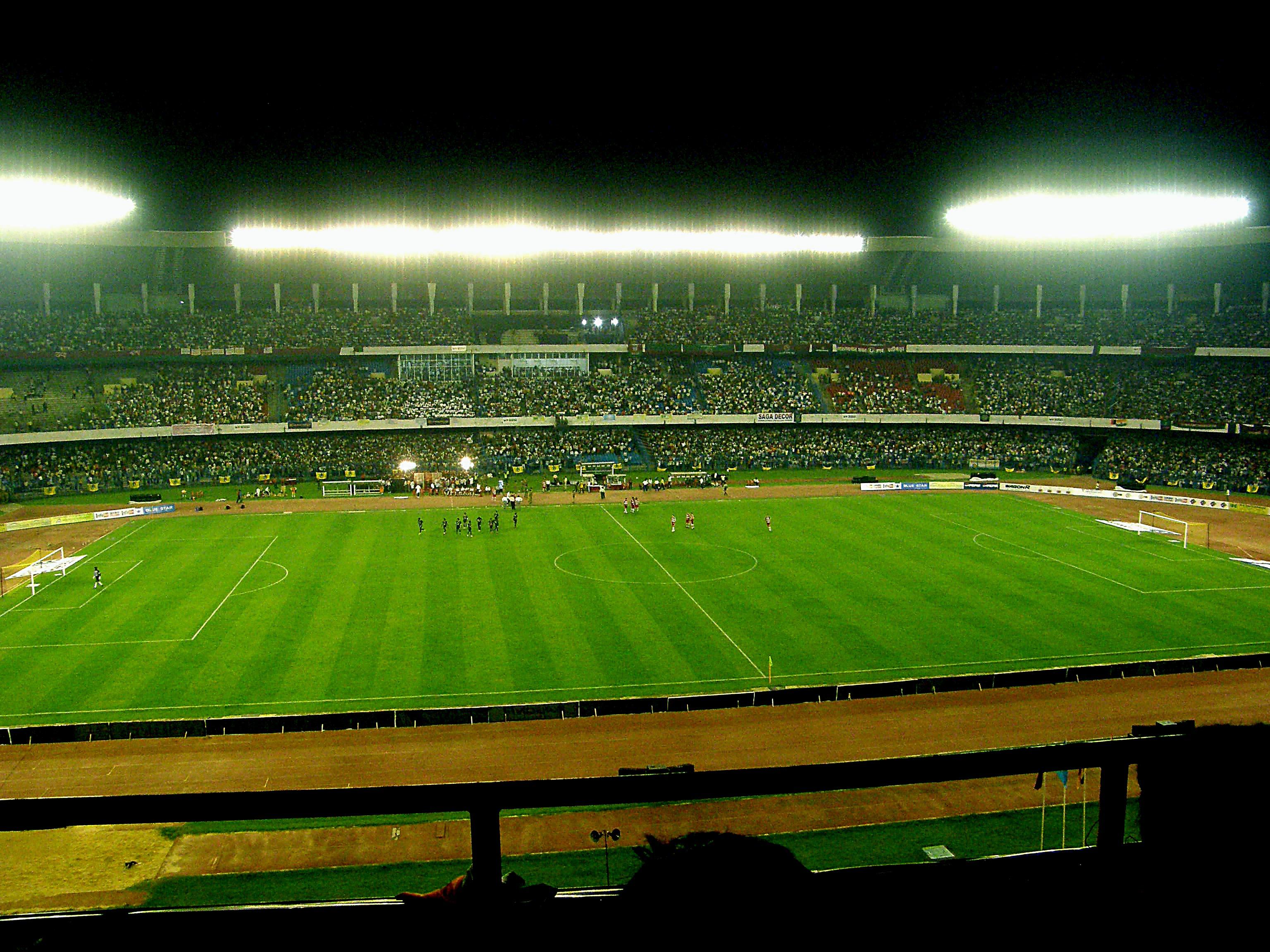 Football in Kolkata - Wikipedia