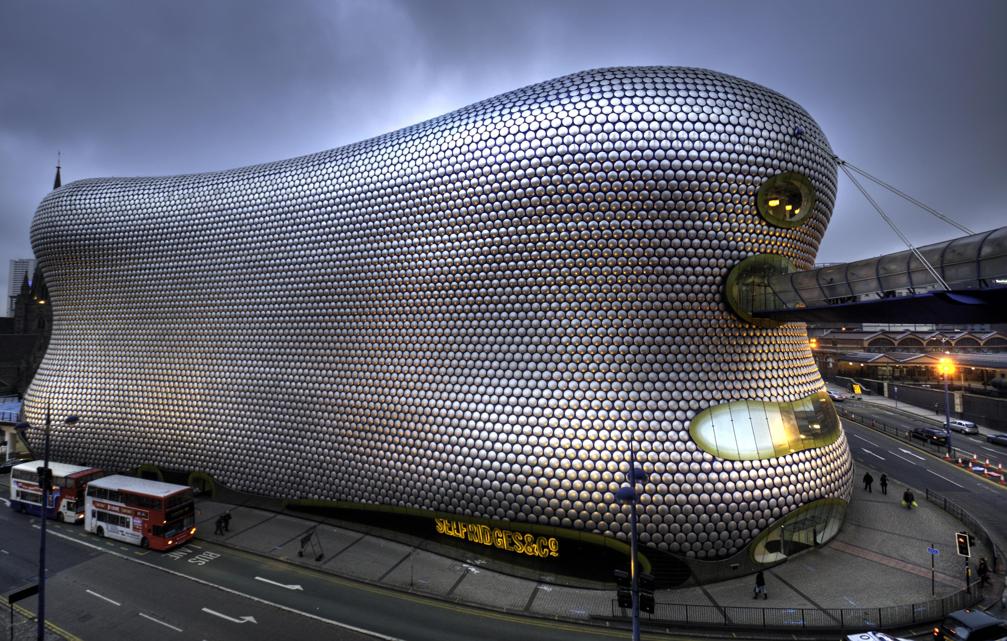 Retail Metal Building Designs
