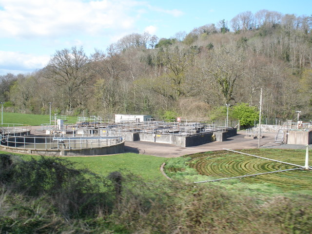 File:Sewage Works, near Buckfastleigh - geograph.org.uk - 1253141.jpg