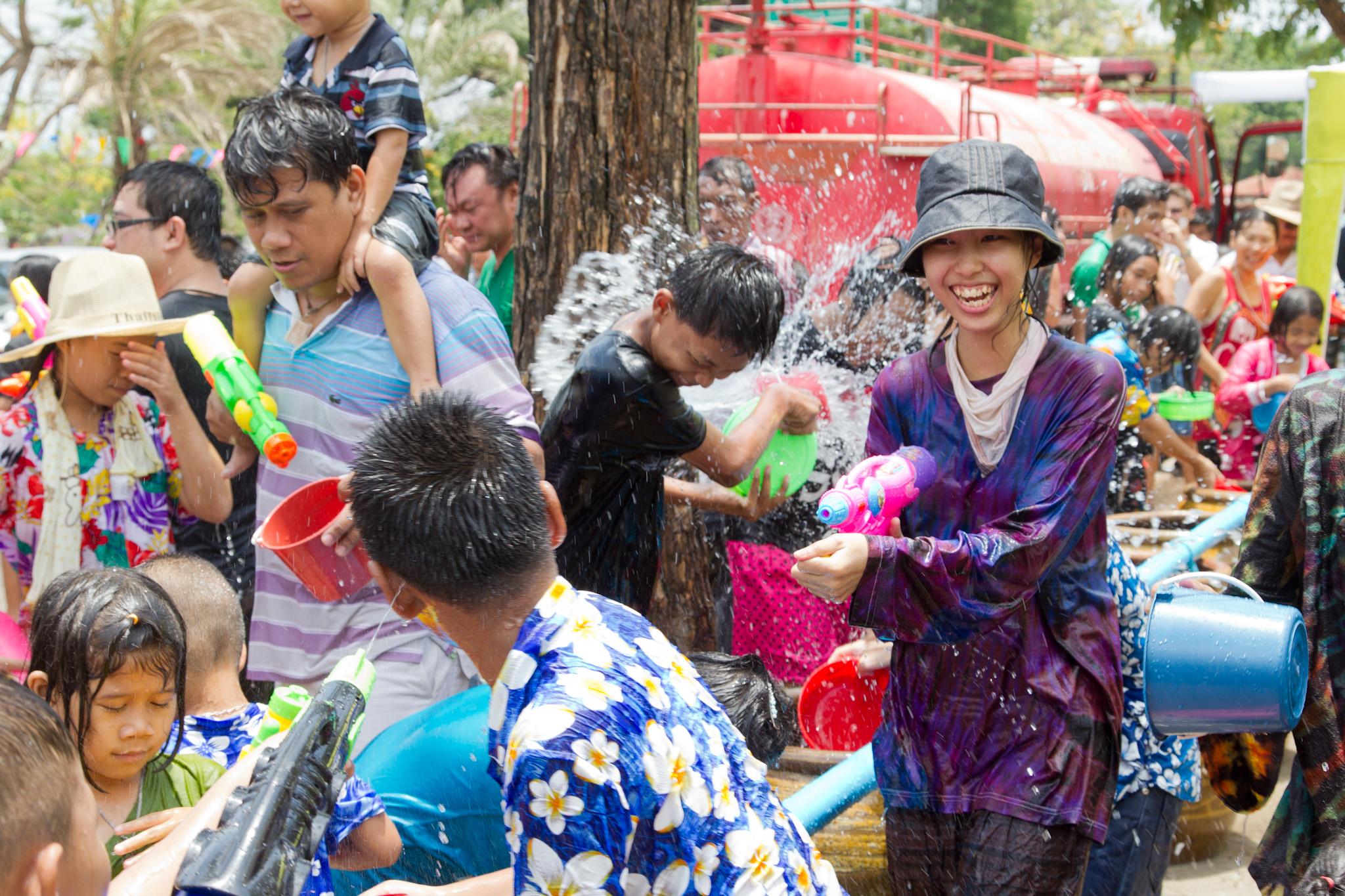 Songkran – Wikipedie