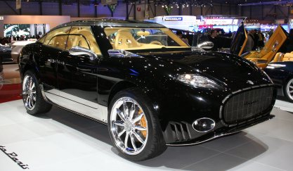 Engine For Sale >> Spyker D8 - Wikipedia