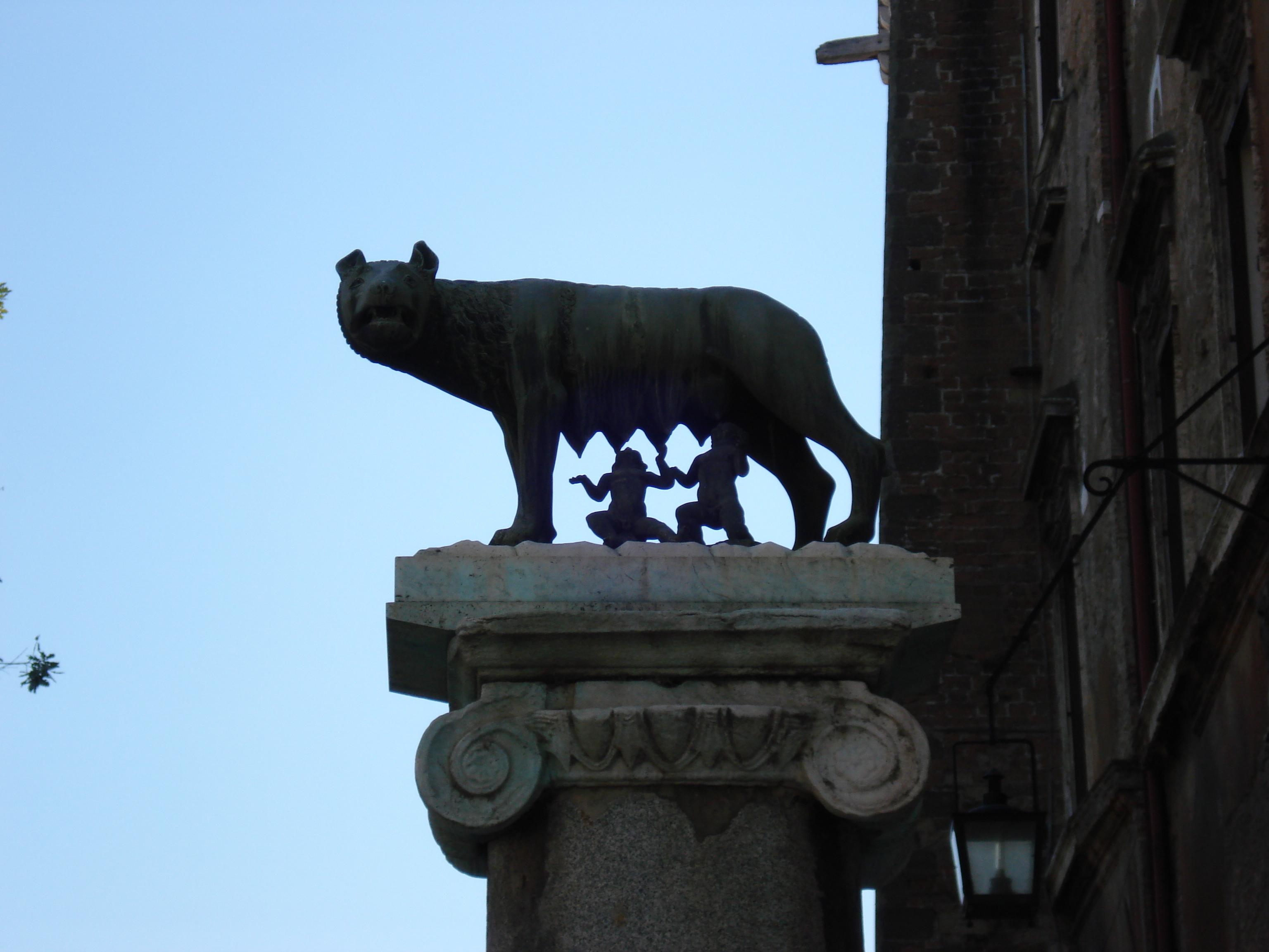 Bildergebnis für romulus und remus