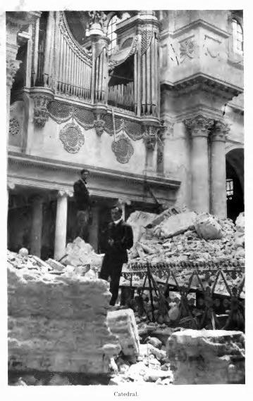 Catedral Metropolitana en 1918