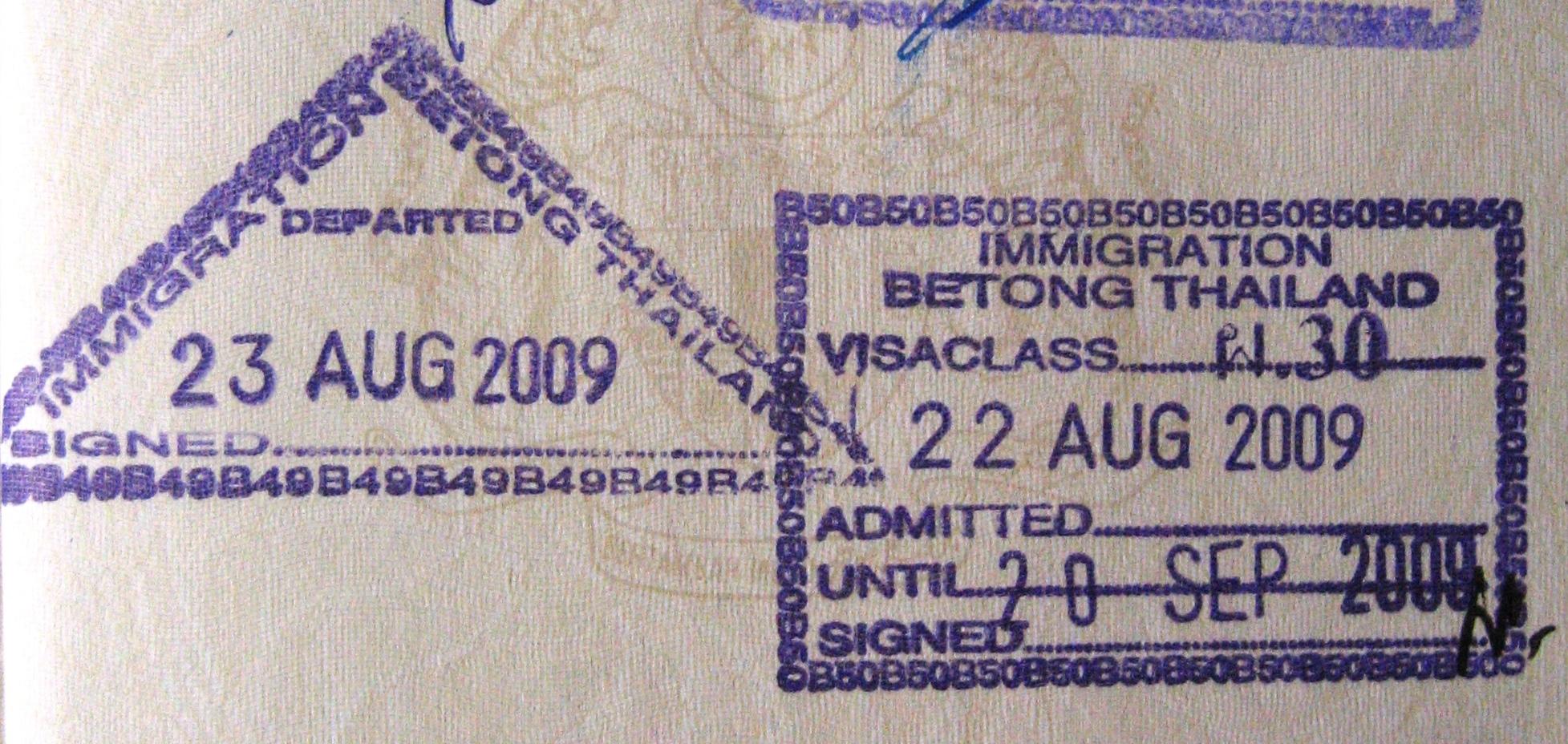 Thai Visa Where To Get Car Inspected