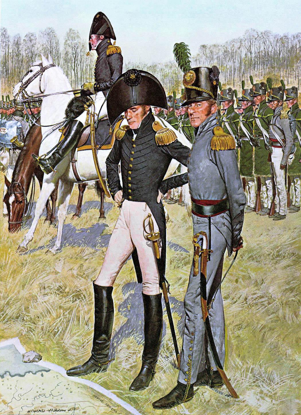 regiment of riflemen wikipedia