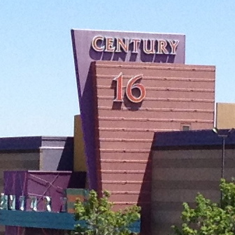 Century 16 in Aurora Shooting