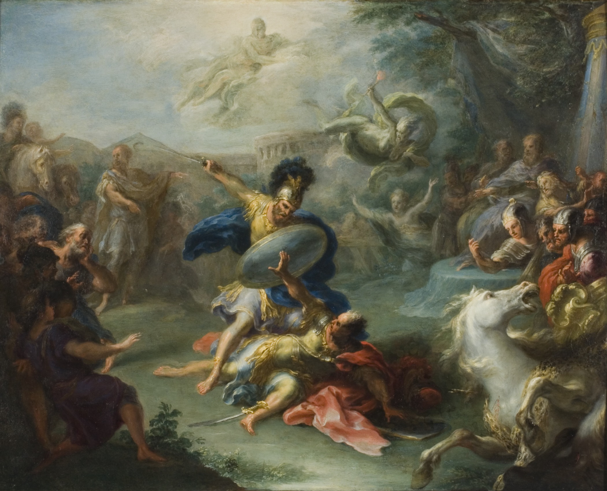 an analysis of aeneas journey in aeneid by virgil The aeneid by virgil (summary) the aeneid by virgil analysis aeneas's journey to the underworld in book vi is another of the aeneid's most famous.