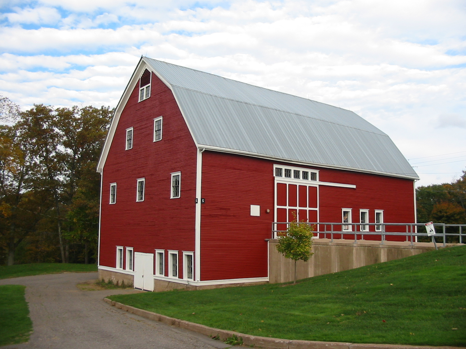 Why Are Barns Always Red RealClear