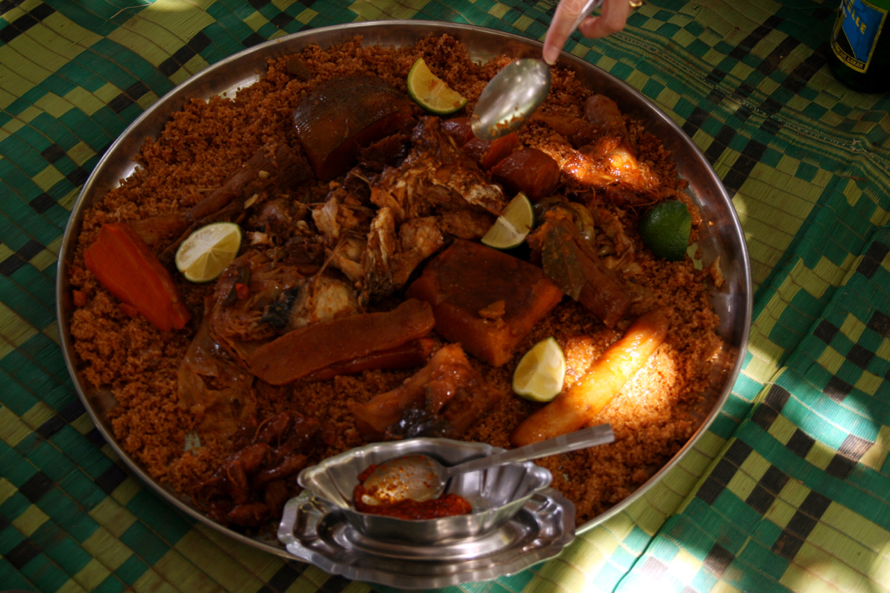Afrikanische kuche kamerun