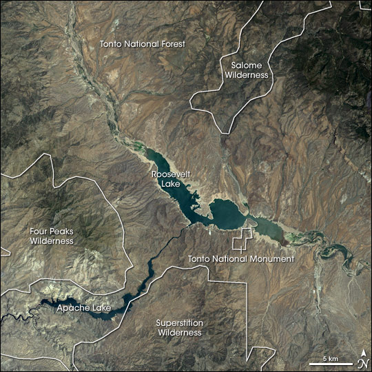 Theodore Roosevelt Lake Wikipedia