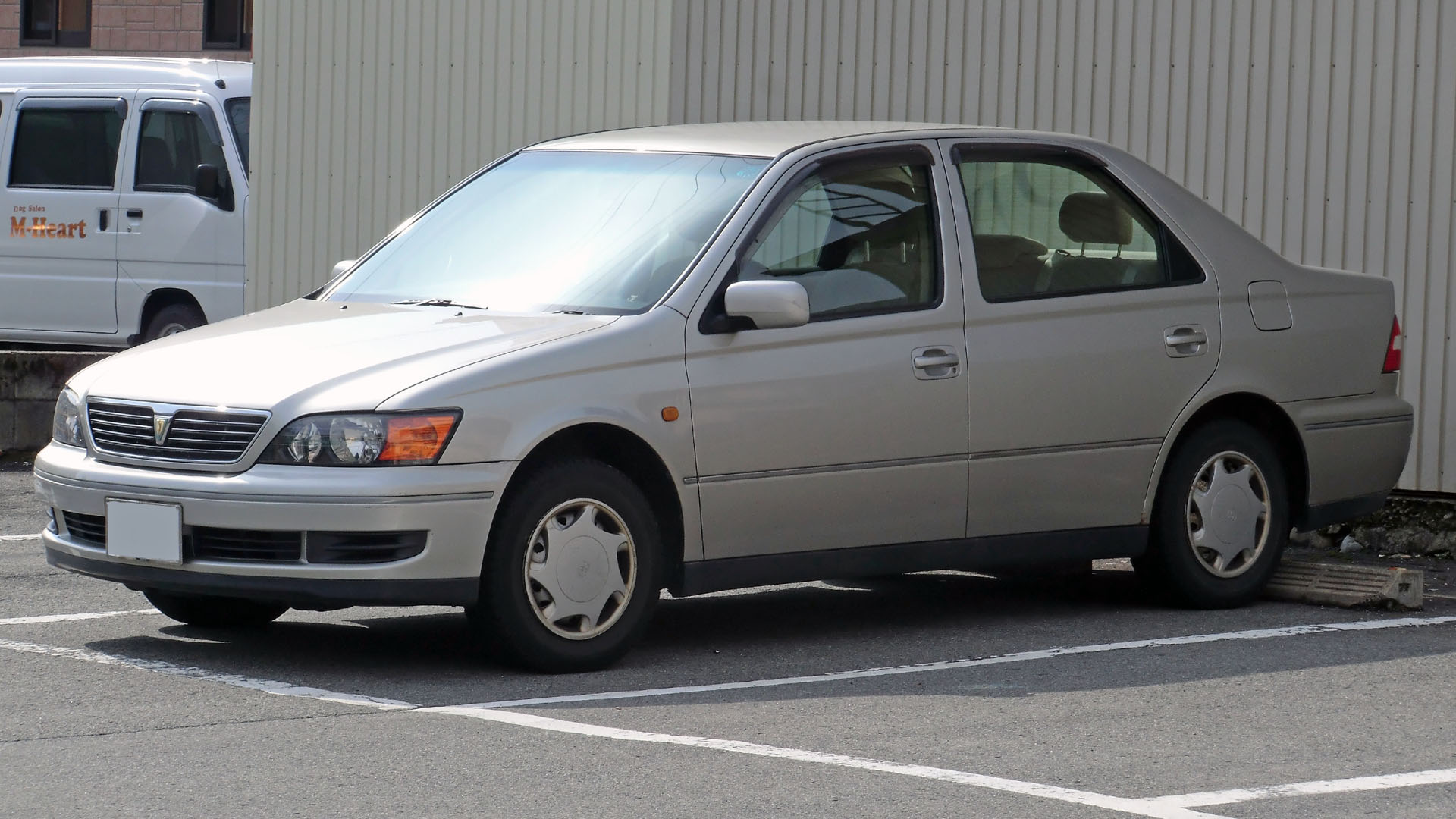 File Toyota Vista V50 Jpg Wikimedia Commons