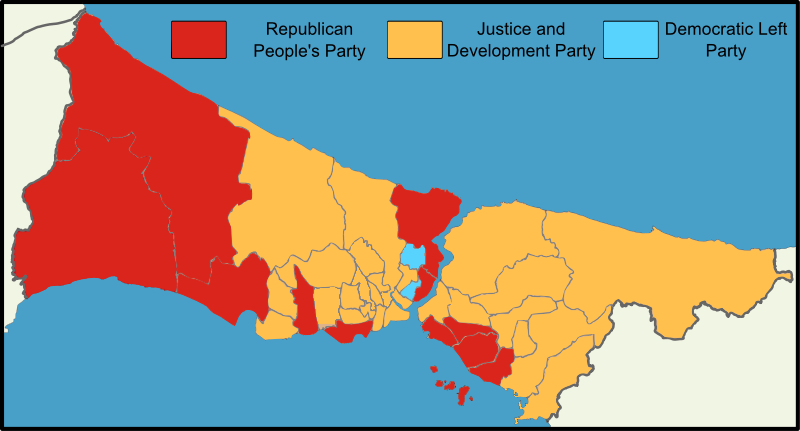 File:Turkish Local Elections 2009 Istanbul Map.png - Wikimedia Commons