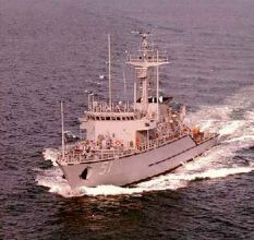 USS Osprey (MHC-51)
