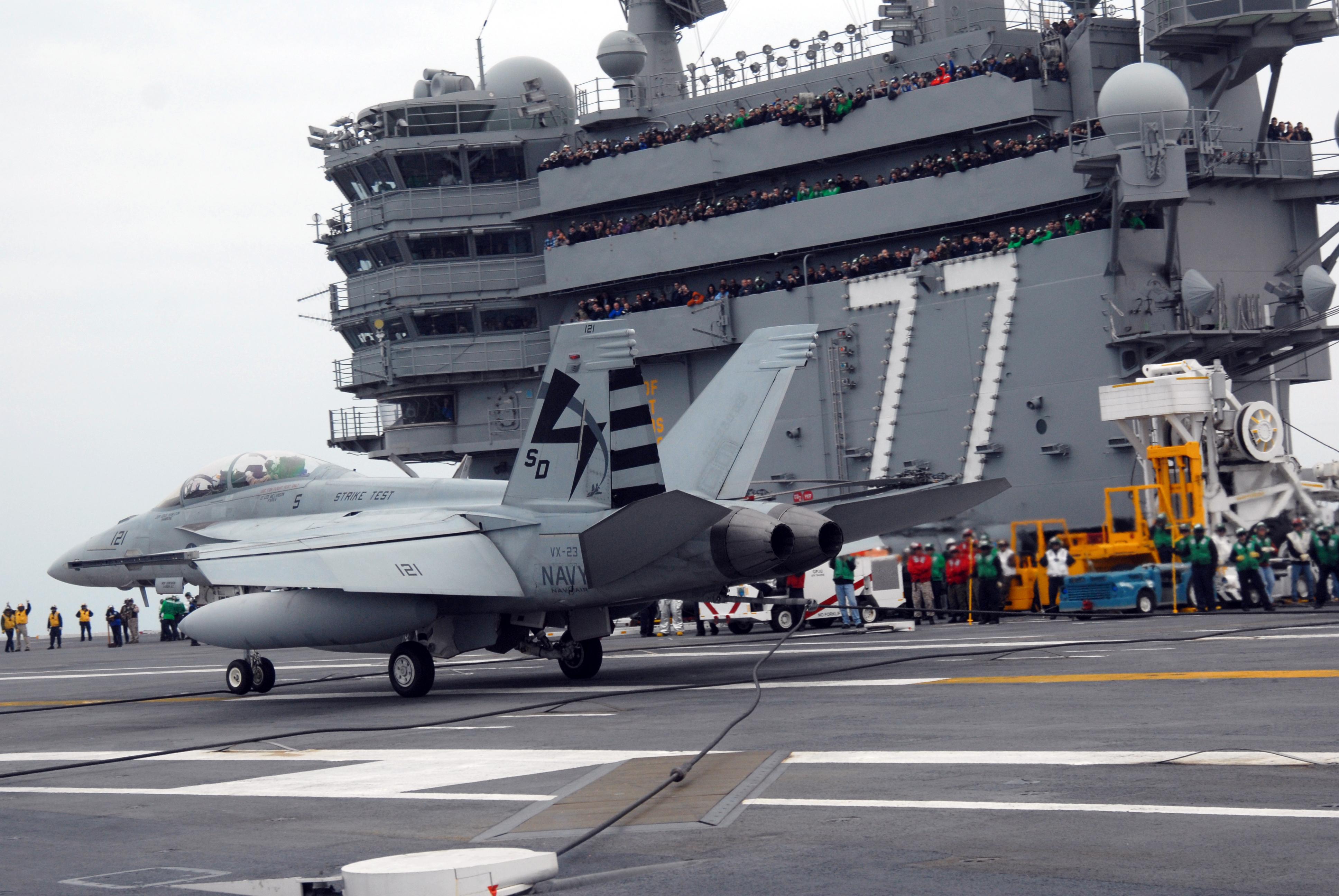 File Us Navy 090519 N 7656t 129 An F A 18f Super Hornet