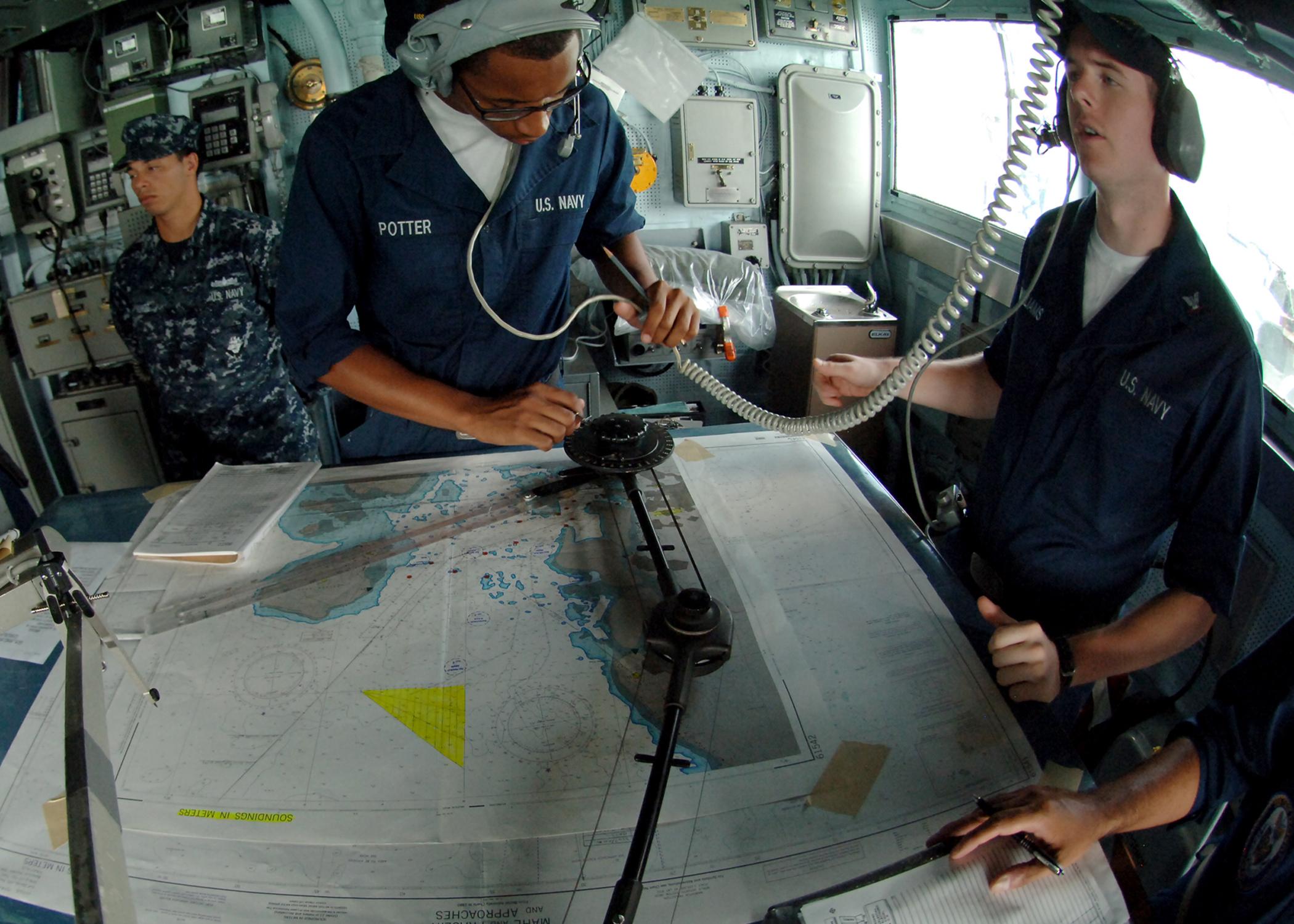 File:US Navy 100614-N-0553R-032 Quartermaster Seaman Recruit Khori ...
