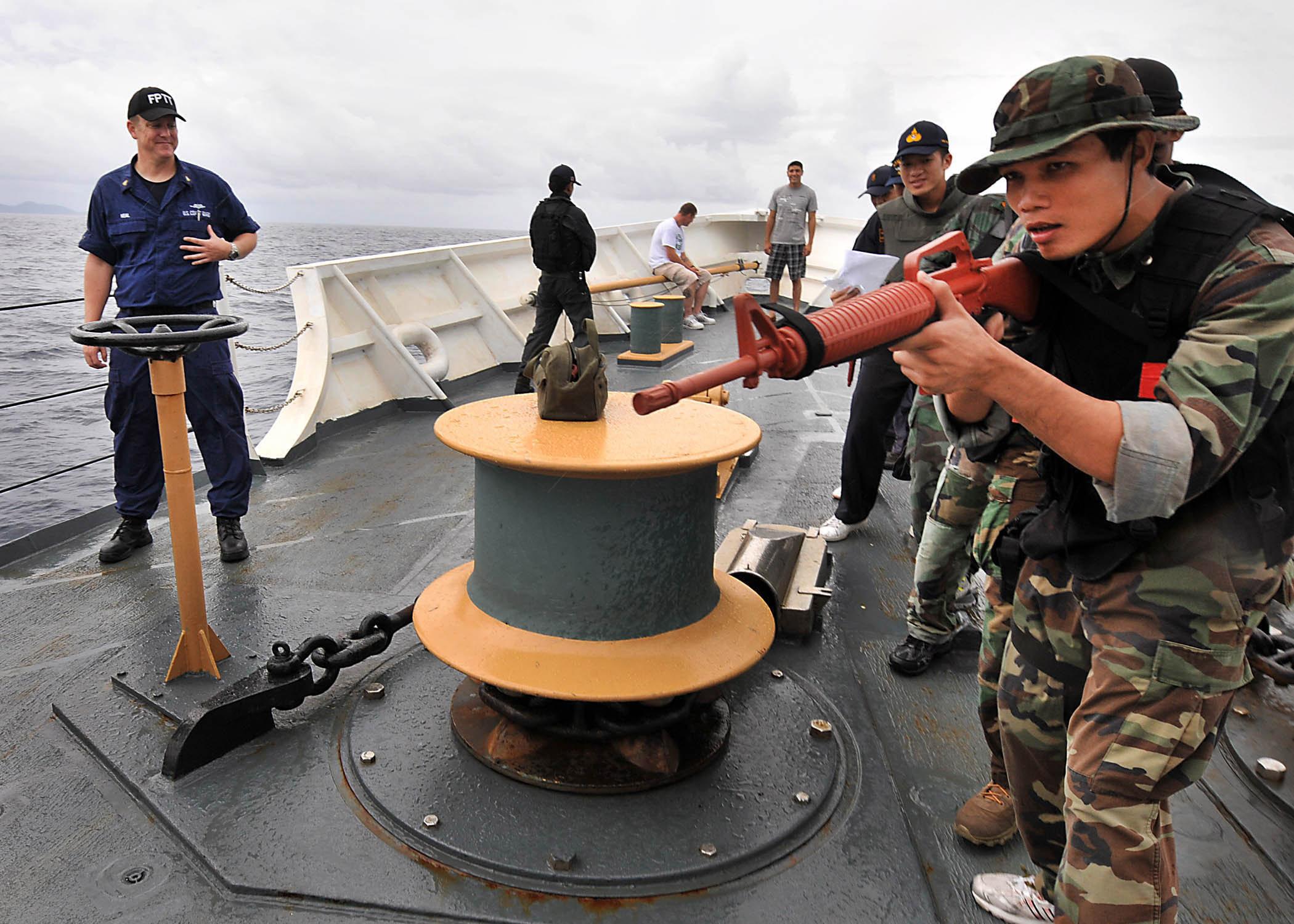 Gunner's Mate Navy | Info