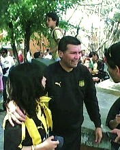 Unknown former player of C.A. Peñarol 2011.jpg