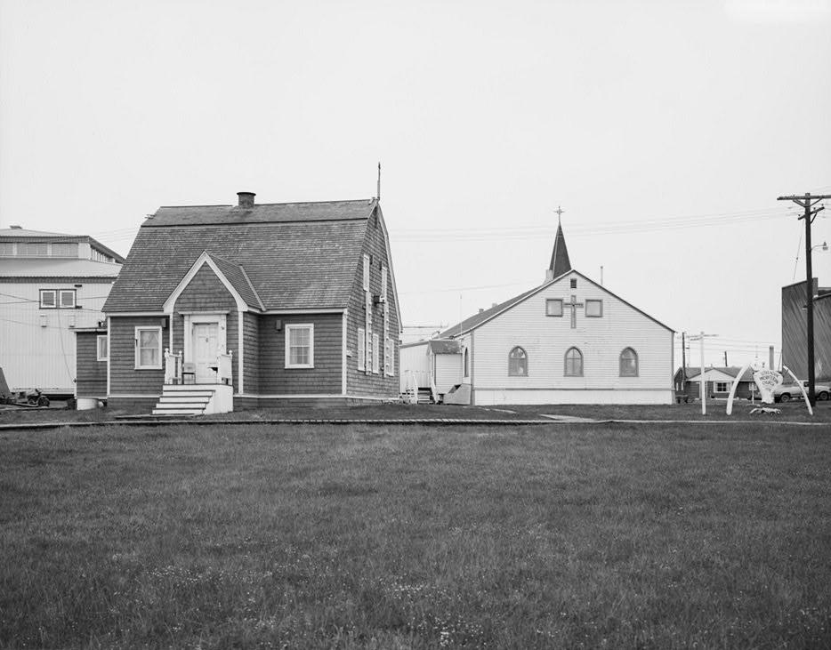 Utkeagvik Church Manse - Wikipedia