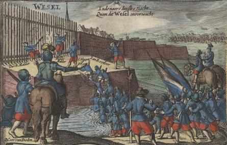 Wesel 1629