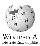 """Wikipedia-logo-v2-de"" by Wikimedia Foundation - Wikimedia Foundation. Licensed under CC BY-SA 3.0 via Wikimedia Commons - https://commons.wikimedia.org/wiki/File:Wikipedia-logo-v2-de.png#/media/File:Wikipedia-logo-v2-de.png"