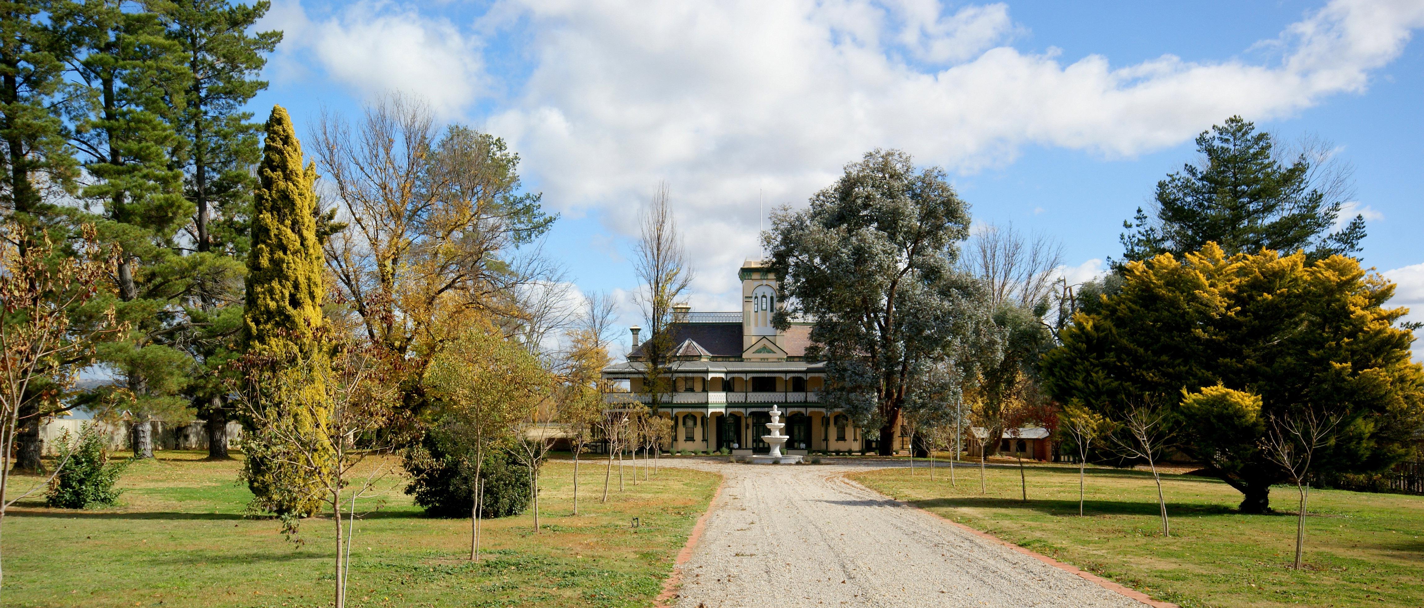 File Woolstone House Bathurst Nsw Australia Jpg