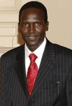Paul Tergat Athletics competitor from Kenya