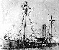 Wreck of Isla de Cuba