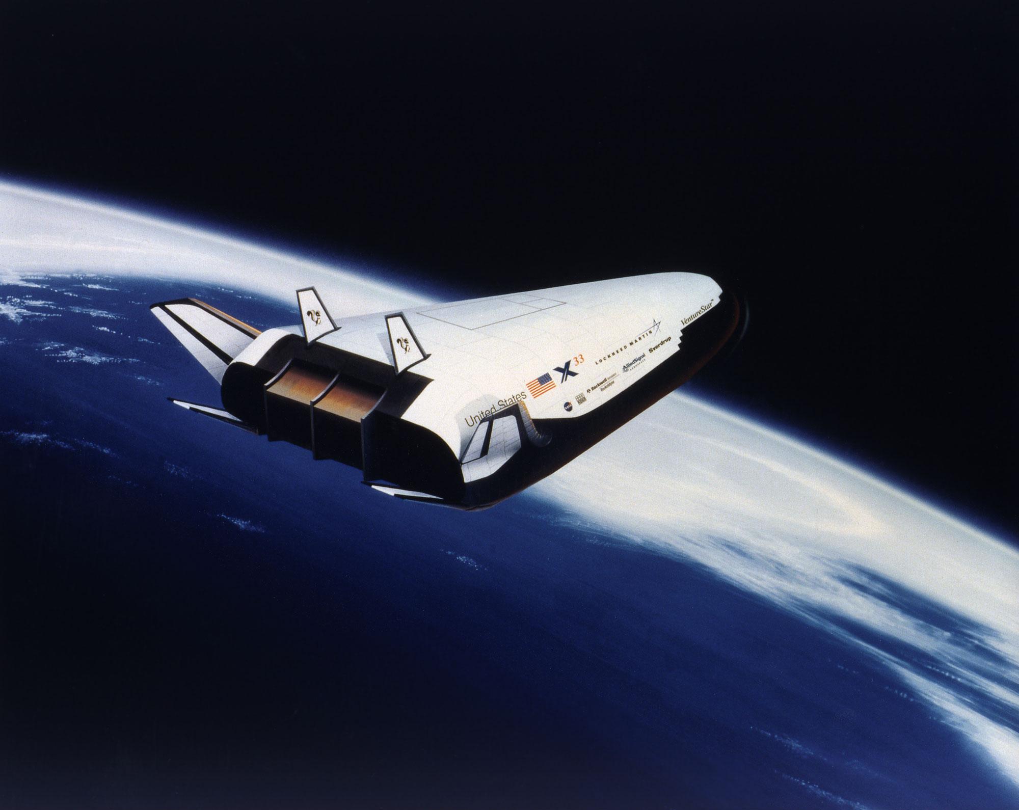 lockheed martin space shuttle - photo #35