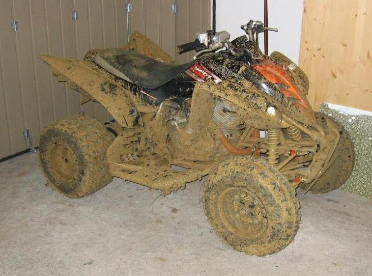 Yamaha Raptor  Carburetor Rebuild Kit
