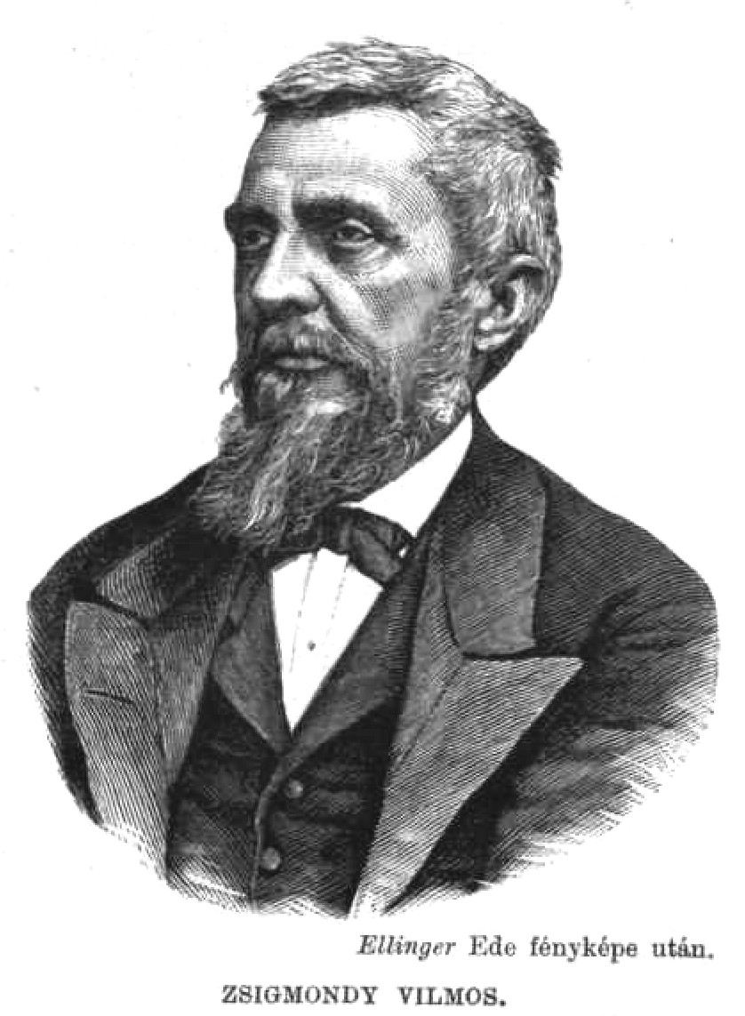 Zsigmondy Vilmos