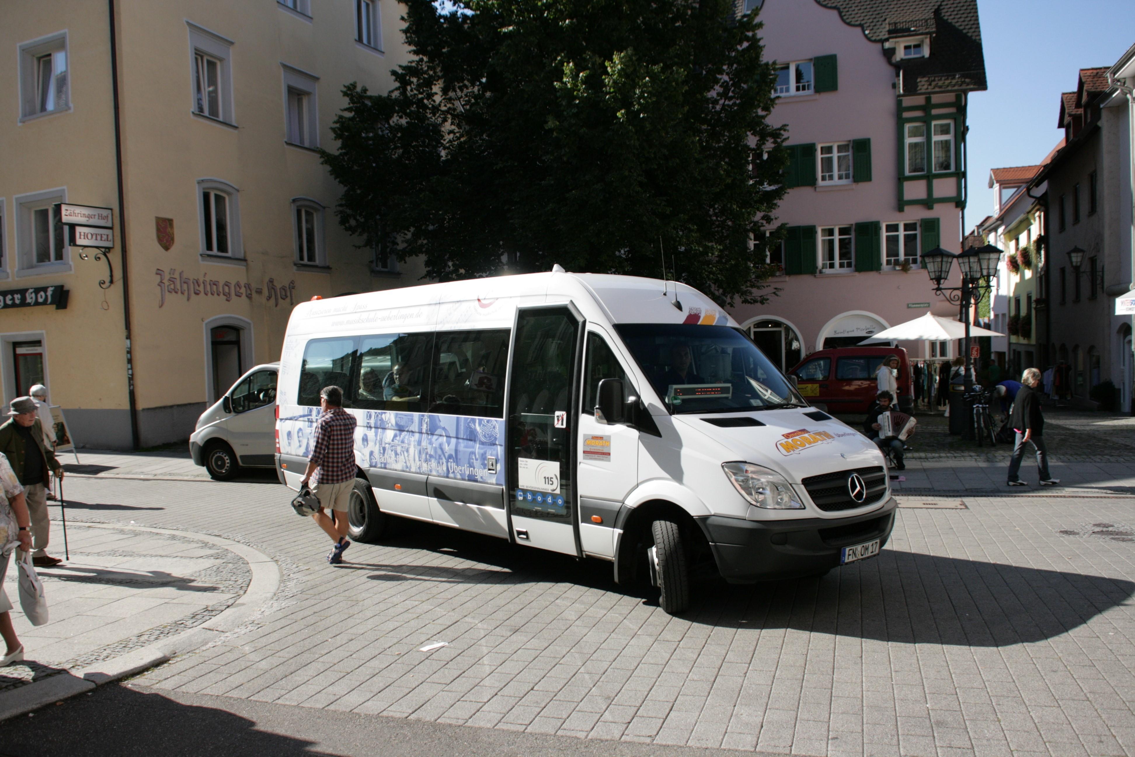 Bürgerbus Überlingen