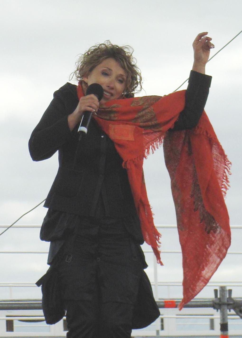 File:Елена Воробей , 28 июня 2009 года, Архангельск (4) JPG