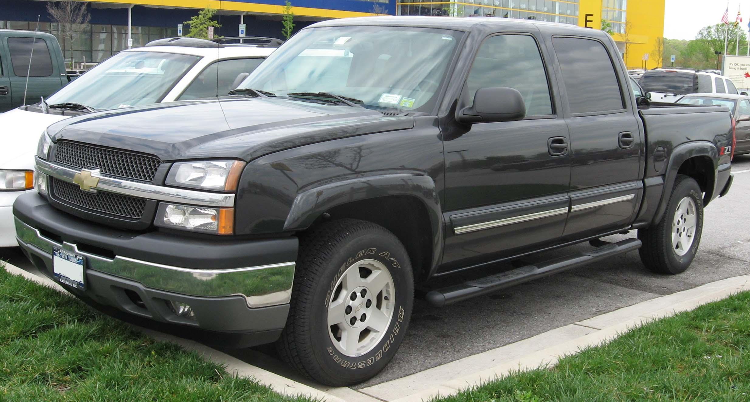 Chevy Silverado 05 | Autos Post