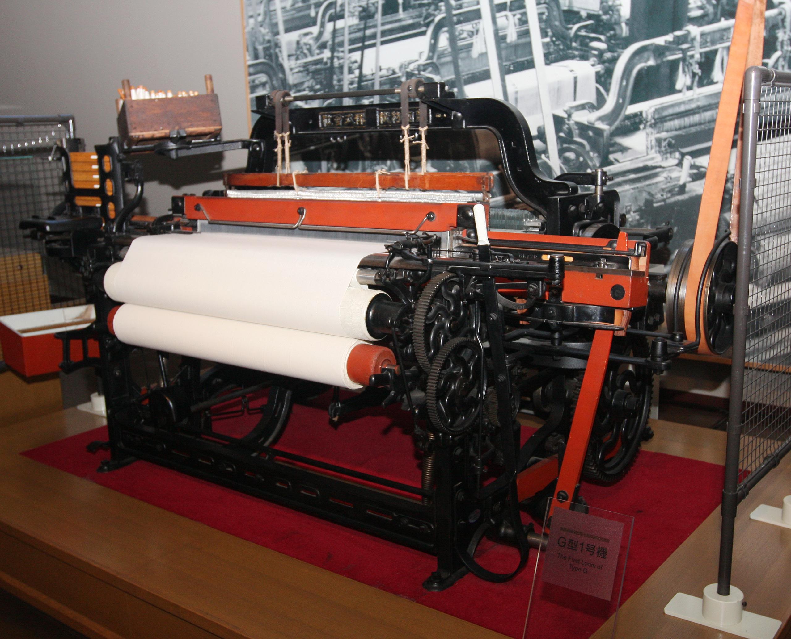 automatic loom