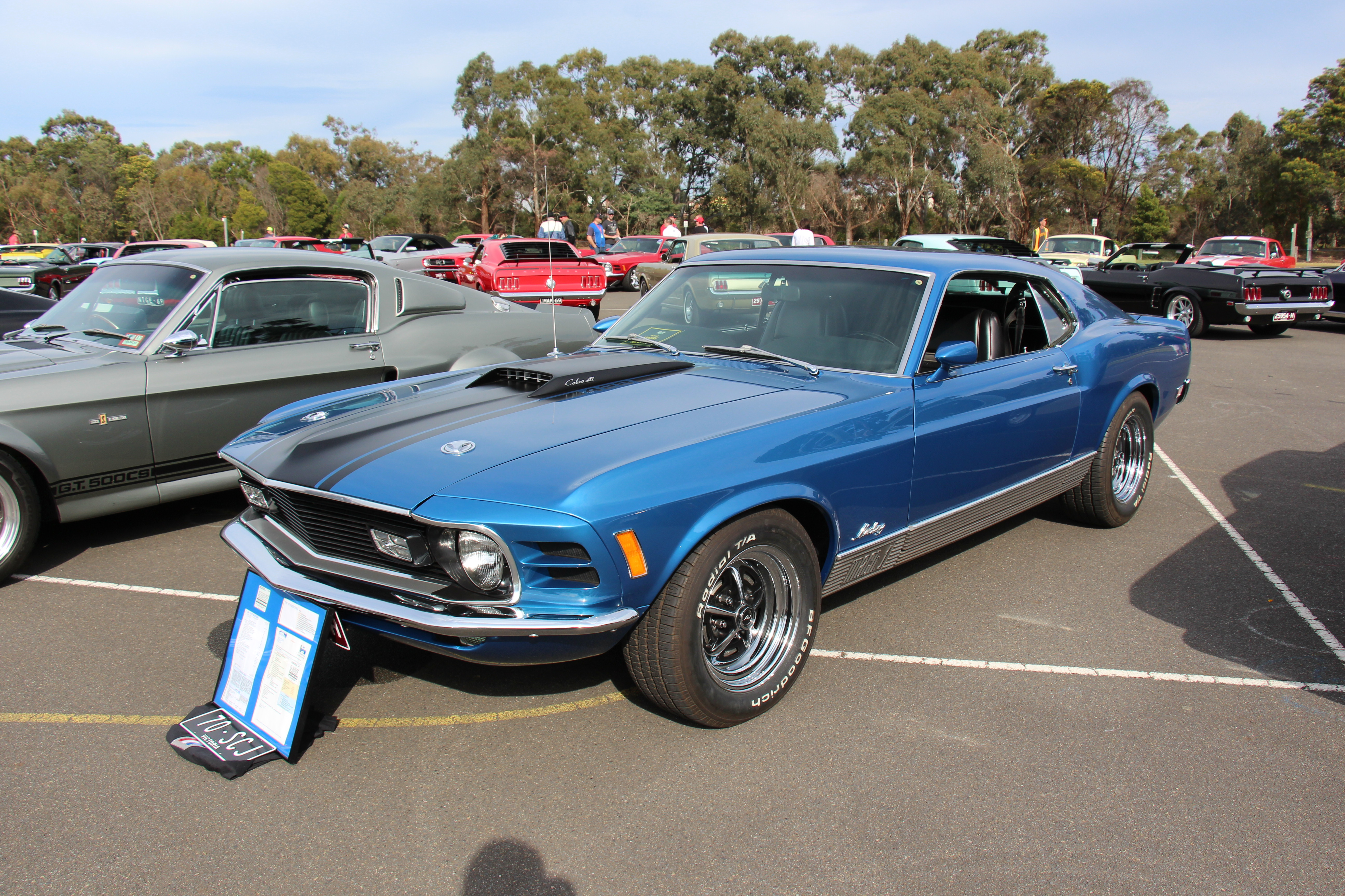 File1970 Ford Mustang Mach 1 Sportsroof 428 Scj 15577195222 1970