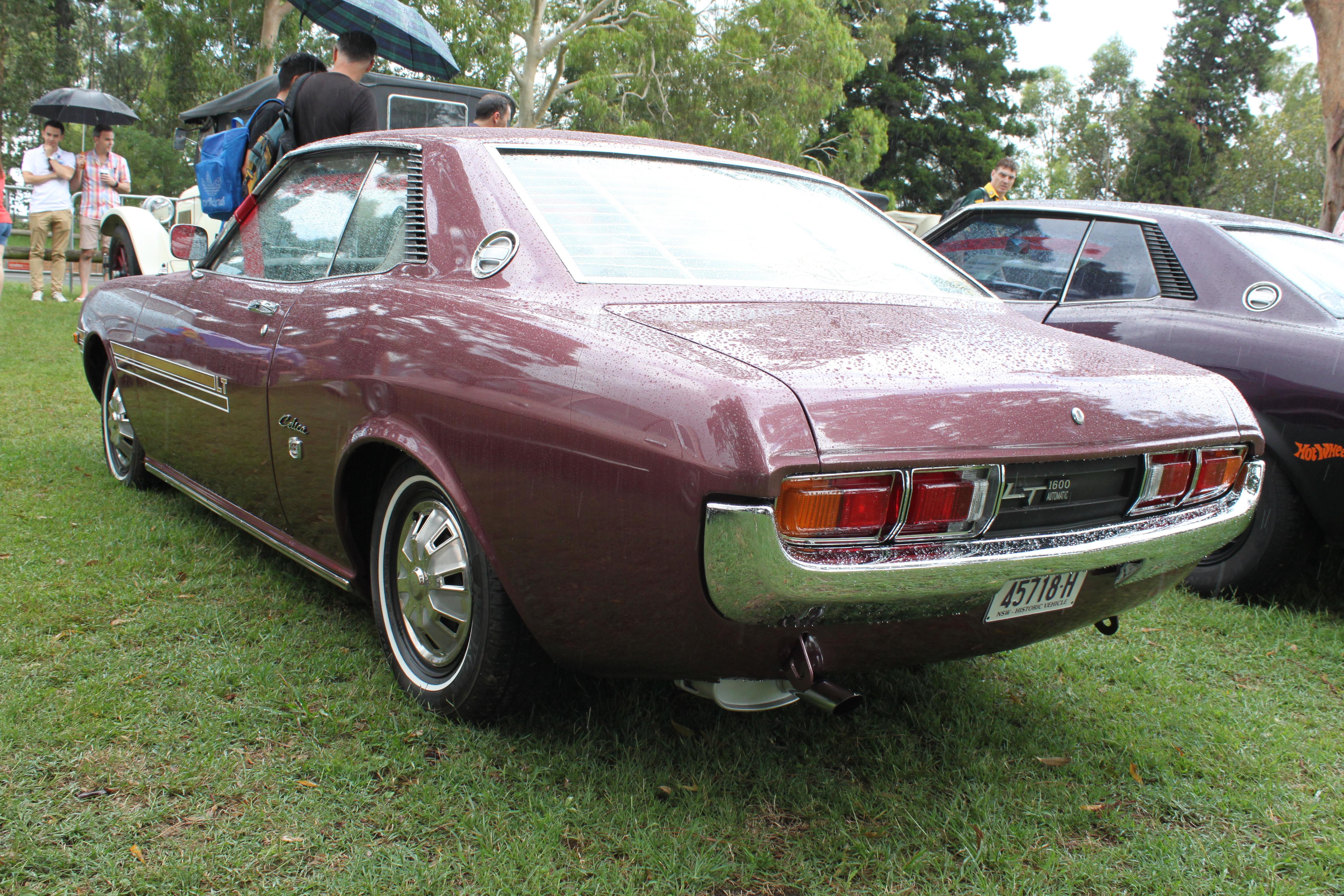 Toyota Celica 2016 >> File:1972-1975 Toyota Celica (TA22) LT coupe (25211941985).jpg - Wikimedia Commons
