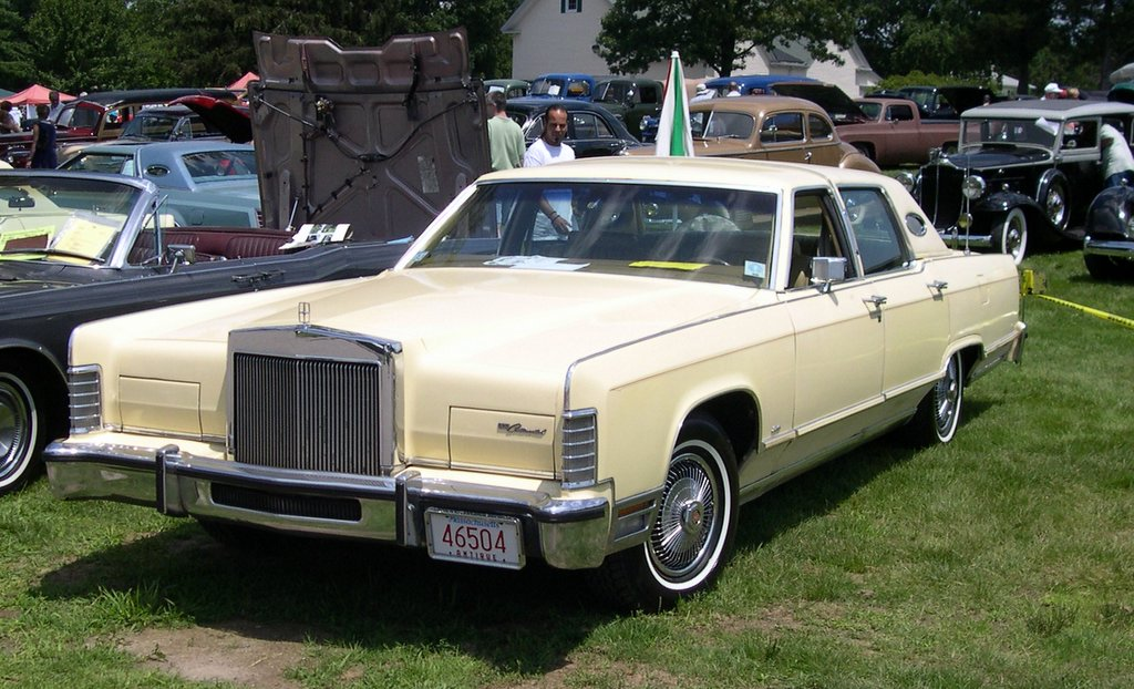 1978 Lincoln Town Car Bing Images